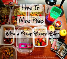 Lauren McHugh: Plant Based Meal Prep 101