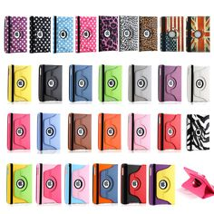 360 Rotating Leather Case for iPad Mini 1, 2 and 3 for $5 http://sylsdeals.com/360-rotating-leather-case-ipad-mini-1-2-3-5/