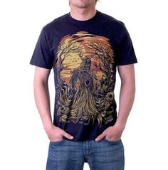 Wicked Caribou - Midnight Serenade T-Shirt - Available at www.wickedcaribou.com
