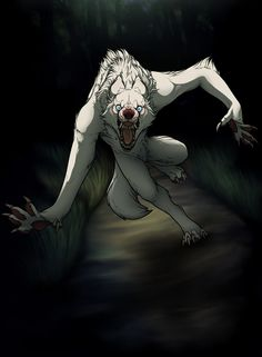 Werewolf Attack by ProxyComics.deviantart.com on @DeviantArt