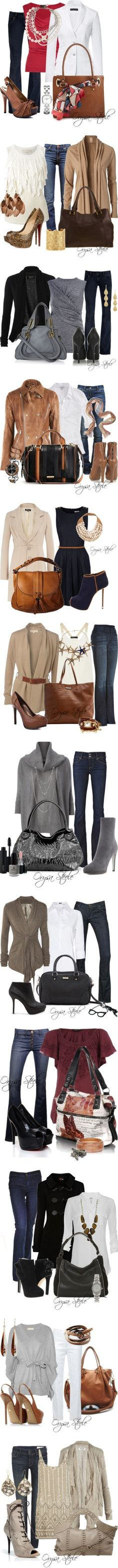 """Casual Friday"" by orysa on Polyvore"