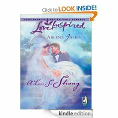 A love so strong, Arlene James, Inspirational romance