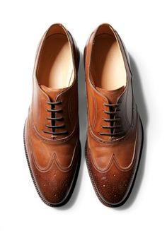Six Best Bespoke Shoes