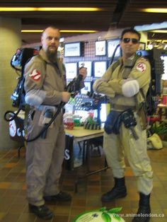 Ghostbusters - Ontario Ghostbusters Ghostbusters, Online Images, Canada Goose Jackets, Ontario, Winter Jackets, Cosplay, Gallery, Fashion, Winter Coats