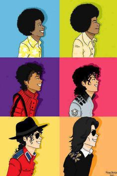 This is 'step by step' Michael Jackson