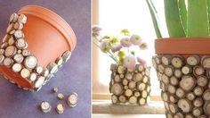 20 idées DIY pour customiser des pots de fleurs - Loisirs créatifs