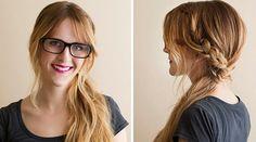 peinados faciles para la escuela paso a paso - Buscar con Google