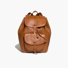 the one-stop summer getaway shop: madewell transport rucksack.
