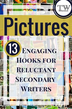 13 engaging tips for teaching students to write poetry using picture-based prompts. Pictures or images in general can inspire and motivate reluctant writers in middle school and high school.