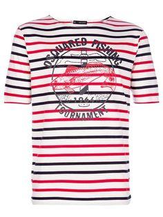 Dsquared2 Striped T-Shirt