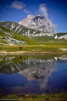 Gran Sasso Abruzzo #Italy