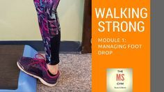The MS Gym – Walking Strong With Multiple Sclerosis Five Module Series By Trevor Wicken