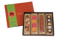 Diwali Assorted box of chocolates and dry fruits with Greetings Sleeve