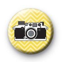 Yellow Retro Snap Camera
