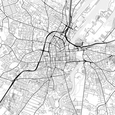 Downtown vector map of Belfast. Very detailed version for infographic and marketing projects. This map of Belfast, Nordirland, contains typical landma... ... #download #map #infographic  #marketing #travel #city #germany #german# #beautiful #map #communication #design #background #hebstreit