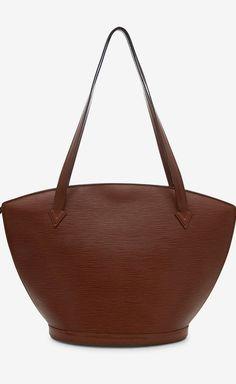 Louis Vuitton Rust Shoulder Bag | VAUNTE