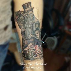 jackk the rippar,tatuaje brasov