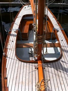 20 Ft. Classic Daysailer, Yacht Design. - Picture gallery