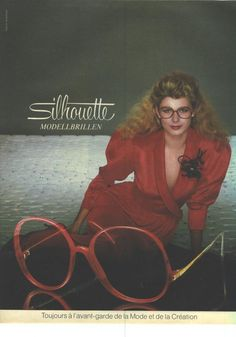 8c5b99e9809 Image result for 1983 sunglasses ad Silhouette Eyewear