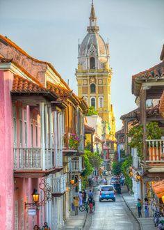 Brides: Mini Honeymoon Idea: 3 Days in Cartagena, Colombia