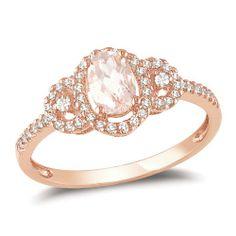 10k Pink Gold 1/2 CT TGW Morganite 1/6 CT TDW Diamond Fashion Ring (G-H, I2-I3) Amour,http://www.amazon.com/dp/B0068PBO74/ref=cm_sw_r_pi_dp_2M04sb1RXEX4H80M