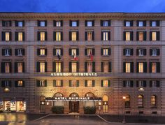 Welcome to the official website Quirinale Hotel, 4 star hotel in Rome, located in the homonymous hill between Piazza della Repubblica, Piazza Venezia and the Trevi Fountain. Ideal for Meetings, Events and Weddings. Rome Hotels, London Hotels, Best Hotels, Trevi Fountain, Central Station, Great Hotel, Beautiful Hotels, Stay The Night, Best Location