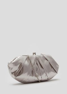 Clutch Bag - Matalan. I rarely need a dressy clutch but this is cute.