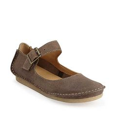 Faraway Fell in Taupe Distressed Suede - Womens Shoes from Clarks... I got these and love them!!!