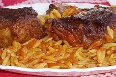 Greek Food - giouvetsi