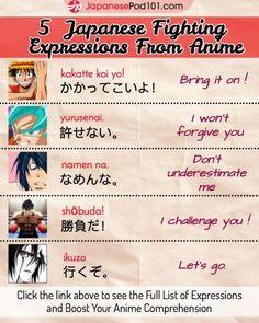 Learn JAPANESE ANIME #japanese #japan #anime http://www.japanesepod101.com/member/go.php?r=548046&i=b25