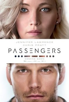 Watch Jennifer Lawrence & Chris Pratt in the first Passengers trailer here