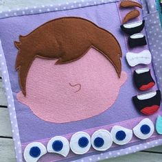 Disney Princess Quiet Book with Pattern: Ideas for quiet book activities for girls and .Disney Princess Quiet Book with Pattern: Ideas for quiet book activities for girls and quiet book activities for boys! Diy Quiet Books, Baby Quiet Book, Felt Quiet Books, Toddler Quiet Books, Diy Busy Books, Childrens Toy Storage, Diy Toy Box, Activities For Kids, Crafts For Kids