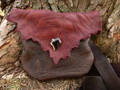 Redwood Owl Forest Purse.