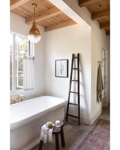 Amber Lewis (@amberinteriors) • Instagram photos and videos Oak Lumber, Custom Shower Doors, Wood Garage Doors, Piano Room, Amber Interiors, Cafe Curtains, Dining Nook, Large Bedroom, Bathroom Inspiration