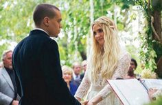 Ashlee Simpson is on the 2015 name change train!  She'll soon be Mrs. Ross-Naess...details on the newlywed blog! #celebrity #namechange #namechangeaftermarriage