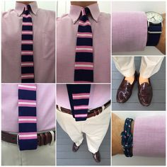 #WIWT (part 1) enable others to do things that others cannot do tomorrow. #prepdom #preppy #ootd #weejuns #knittie