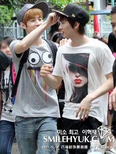 #SuperJunior #EunHyuk #LeeHyukJae #HyukJae #은혁 #이혁재 #슈퍼주니어  #Monkey #Anchovy #ELF #EverLastingFriends #AzulZafiroPerlado