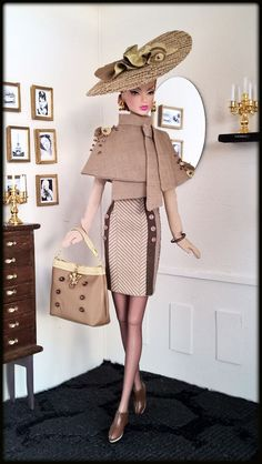Image result for fashion royalty doll clothes & accessories for collectors