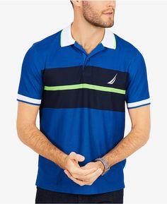 Nautica Men s Navtech Classic Fit Polo Shirt Men - Polos - Macy s 32a92230abce7