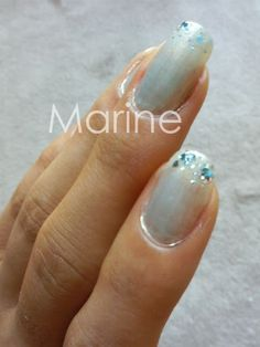 Bubble Nail  This is my nails Design&Works by self