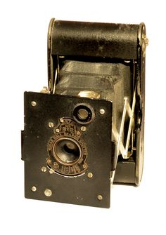 Camera Collection: Kodak Vest Pocket Camera Circa 1922