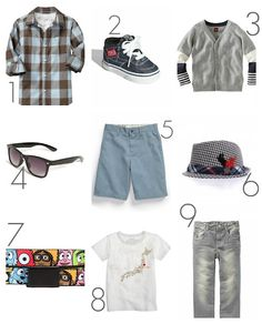 lil boy style, Like it all except the characters. I'm not a character kind of person.