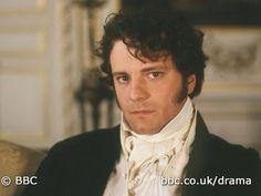 © 1995 BBC.  Titles: Pride and Prejudice  Names: Colin Firth  Characters: Mr. Darcy  Still of Colin Firth in Pride and Prejudice