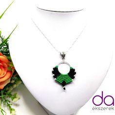 Nina nyaklánc – zöld | DombiAnita Ékszerek Jewelry, Jewlery, Bijoux, Schmuck, Jewerly, Jewels, Jewelery, Fine Jewelry, Ornament