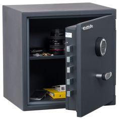 Sejf domowy ognioodporny SENATOR 2 Lockers, Locker Storage, Cabinet, Furniture, Home Decor, Clothes Stand, Decoration Home, Room Decor, Closet