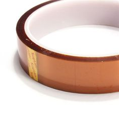 20mm 33M 100ft Kapton Tape Adhesive insulation  Resistant Polyimide