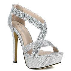 Open-toe #Bridal Jeweled #Pump Stiletto #Heels - http://www.cutesyoriginals.com/product/sheri-06-open-toe-bridal-jeweled-platform-pump-stiletto-heel/