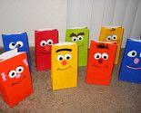 cute sesame street goodie bags