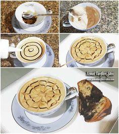 Evde Köpüklü Kahve Tarifi