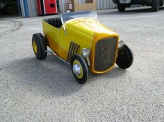 Custom Pedal Car Bodies News and